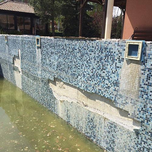 Реставрация мозаики и плитки