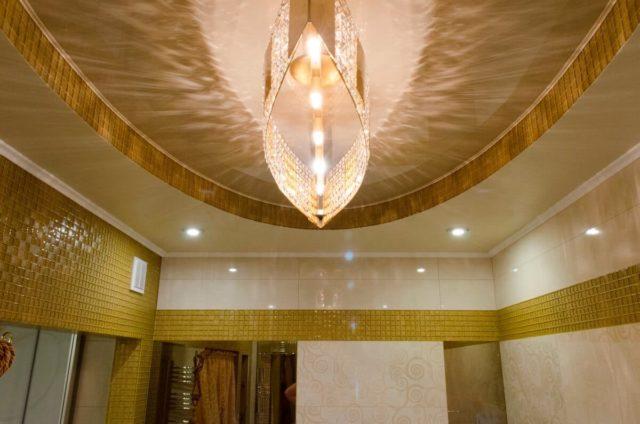 Авторская ванная комната