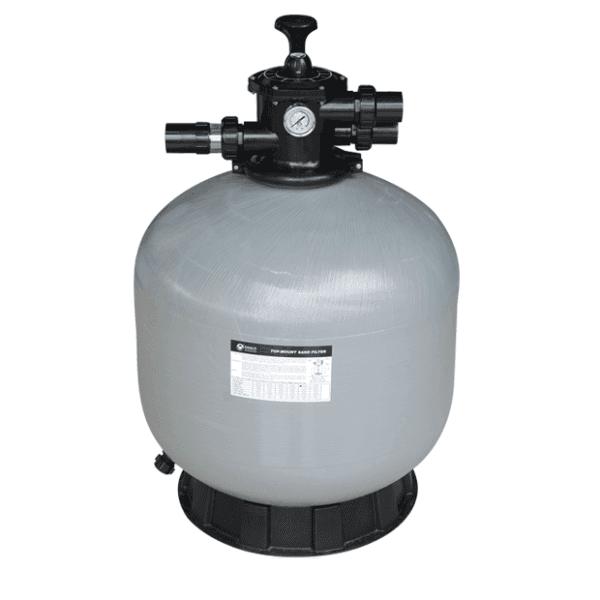 Фильтр  AquaViva V350 (4,32m3/h, 355mm, 20kg, верх)