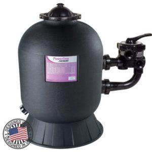 Фильтр Hayward PWL D511 81113 (10m3/h, 511mm, 100kg, бок) |