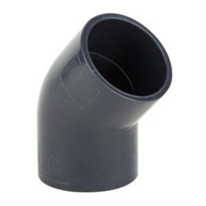 Колено 75mm/45°
