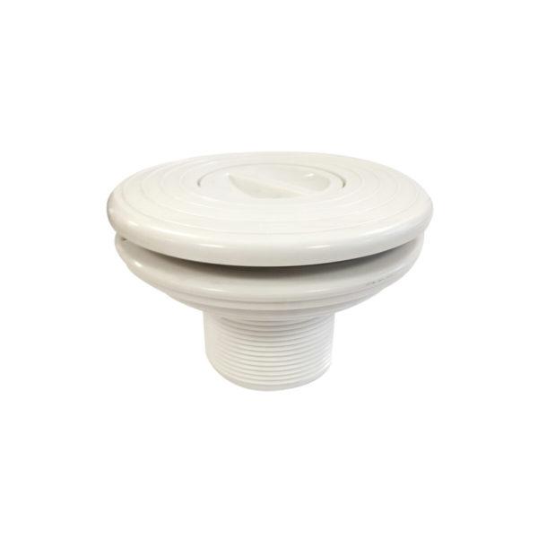 Форсунка стеновая для пылесоса Aquant 21202 (63 мм) универсальная