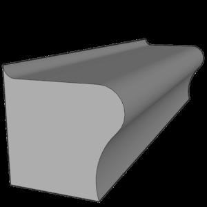 Лавка без спинки 1 м.п.