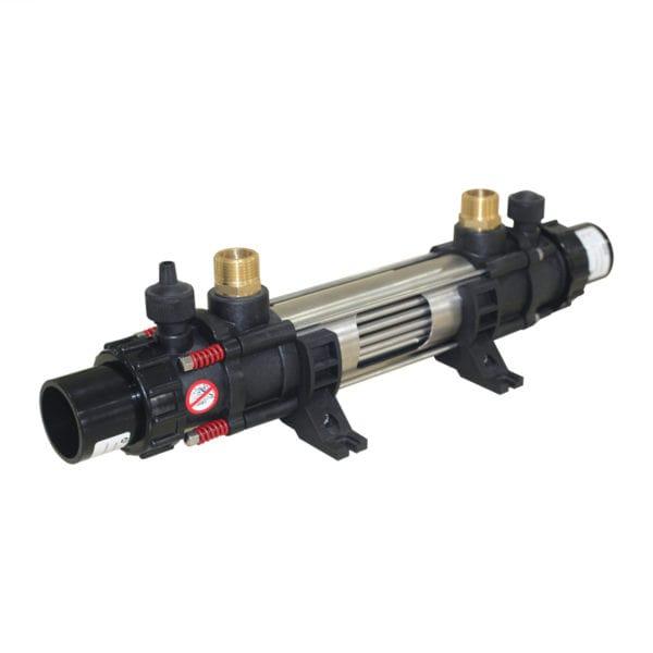 Теплообменник Elecro G2I 49 kw HE 49 Incoloy+316L (трубчатый, 4 bar)