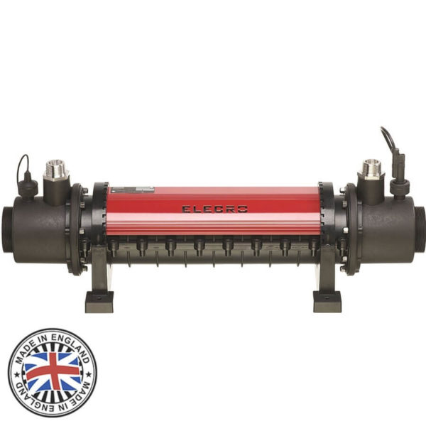 Теплообменник Elecro SST 50 kw Titanium (спиральный, 30 bar)