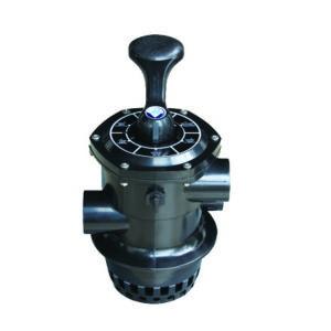 Кран шестиходовый 1.5» с верхним подключением Aquaviva MPV01