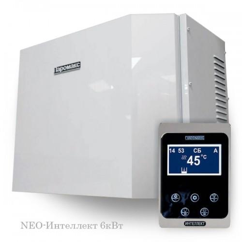 Парогенератор NEO-Интеллект 6 кВт; 220/380 V. ТМ Паромакс