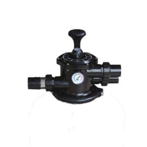 Шестипозиционный клапан AquaViva 1.5″ (верхний)