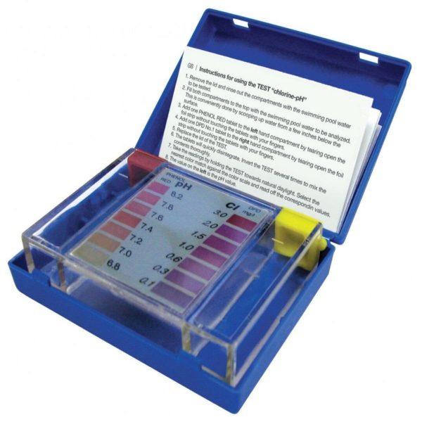 Тестер Kokido K020BU таблеточный pH и Cl/Br