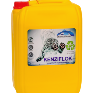 КЕНЗИФЛОК (жидкий коагулянт) 10 л