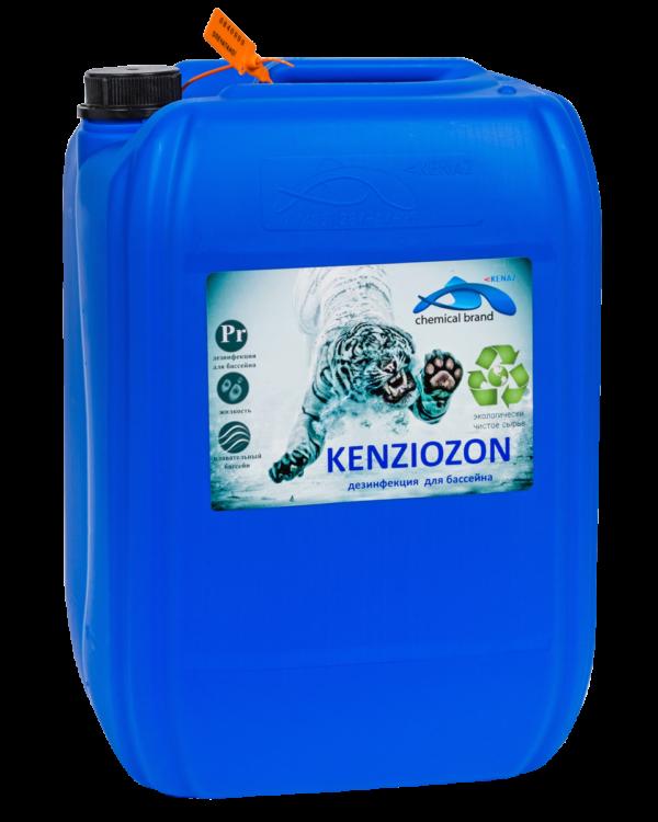 КЕНЗИОЗОН - жидкая перекись водорода (37%), 20 л.