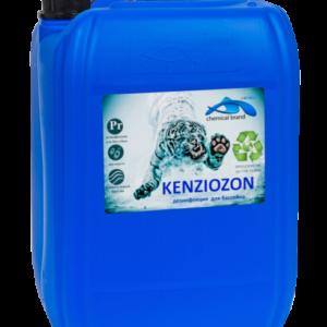 КЕНЗИОЗОН — жидкая перекись водорода (37%), 30 л.