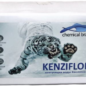 КЕНЗИФЛОК (картридж 5 таблеток, коробка) 1,2 кг.