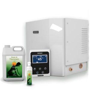 Оборудование и ароматизаторы для хамама и сауны