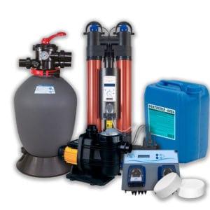 Оборудование и химия для бассейнов