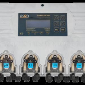 DOMINATOR-PRO — Универсальная станция хим. дозации и автоматического управления плавательным бассейном