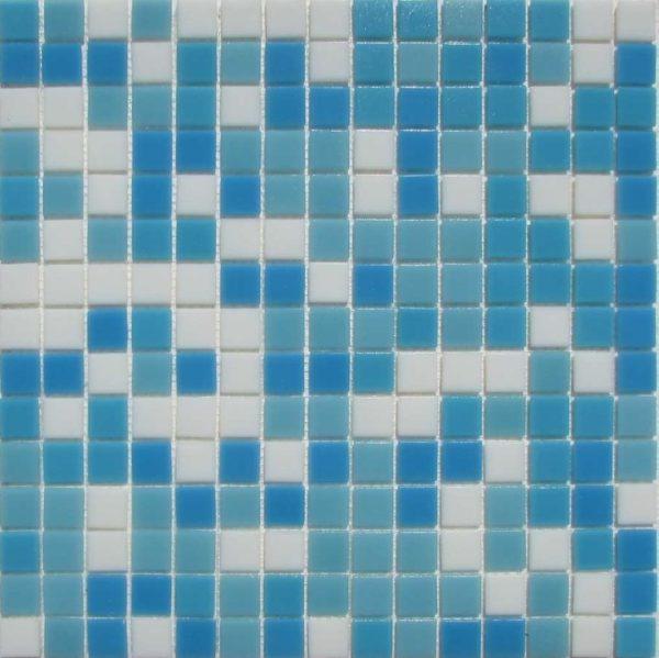 """Мозаика HK Pearl """"Atlantic"""" Стеклянная мозаика для бассейна 1 шт."""