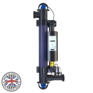 Ультрафиолетовая установка Elecro Spectrum Hybrid UV+HO (1*55W, 12m3/h, 50m3)