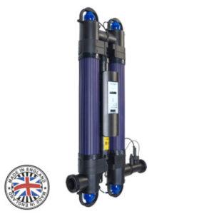 Ультрафиолетовая установка Elecro Spectrum Hybrid UV+HO (2*55W, 24m3/h, 100m3)