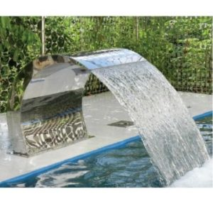 Водопад Aquaviva Dolphin AQ-5050 (500х500 мм)