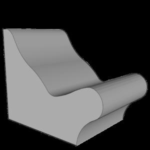 Кресло Shot