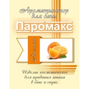 Ароматизатор для хамама Апельсин «Премиум» 5 литров