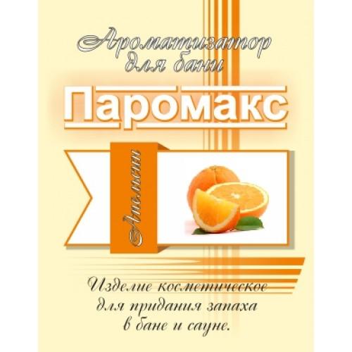 """Ароматизатор для хамама Апельсин """"Премиум"""" 5 литров"""