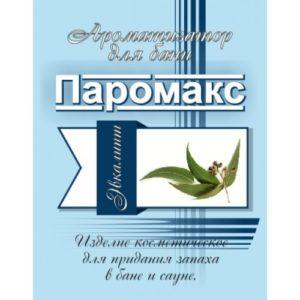 Ароматизатор для хамама Эвкалипт «Премиум» 5 литров