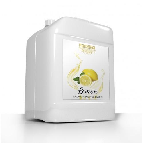 """Ароматизатор для хамама Лимон """"Люкс"""" 5 литров"""