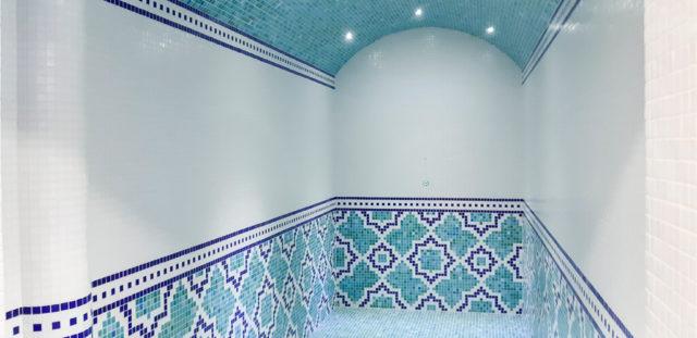 Хамам с орнаментом
