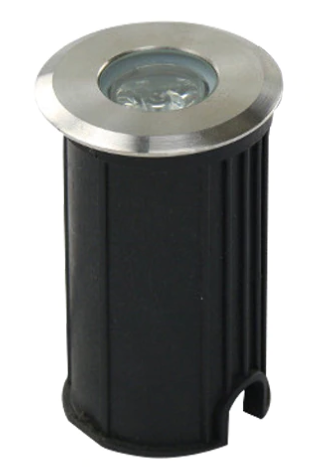 Светодиодный светильник Hammam PRO lighting D42 - IP 68, 1W, 12V, 4000K