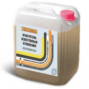 Очиститель от накипи ТМ Паромакс 5 литров