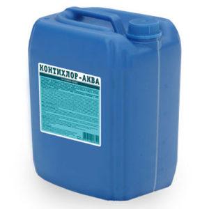 Контихлор-Аква (жидкий хлор) 30 литров