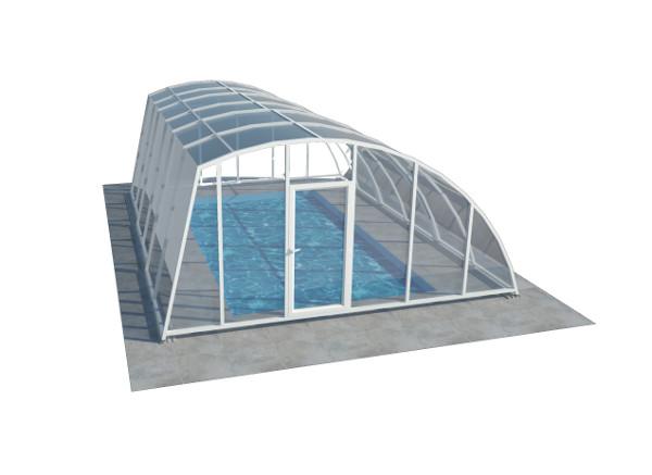 Павильон для бассейна Eleonora transparent