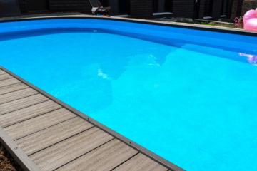 Пленочный бассейн (реконструкция)