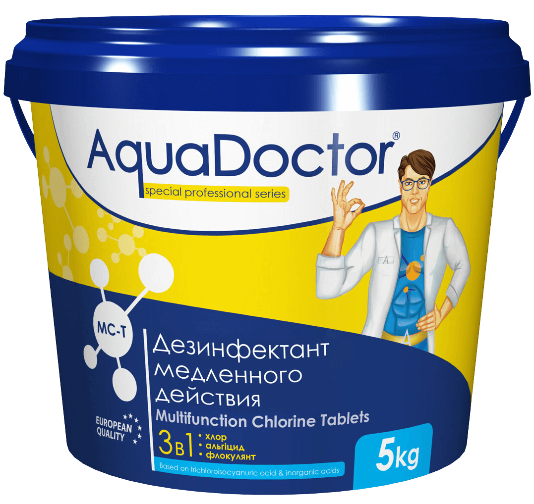 "AquaDoctor MC-T ""МУЛЬТИ 3в1"" ( 1 кг)"