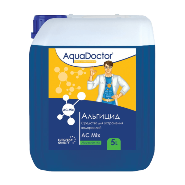 AquaDoctor AC - MIX альгицид 1л.