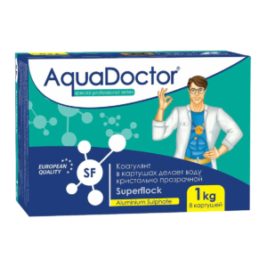 AquaDoctor Superflock 1кг.