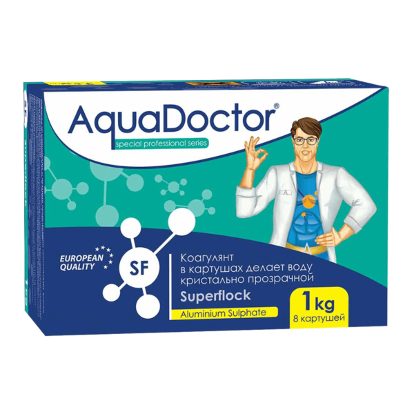 AquaDoctor Superflock 1кг.
