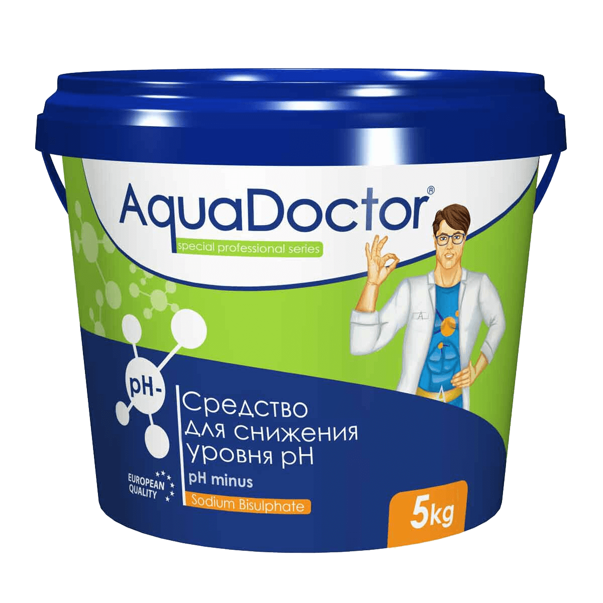 AquaDoctor pH Minus (1 кг)