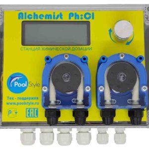 Станция дозирования химических реагентов «Alchemist Ph Rx»