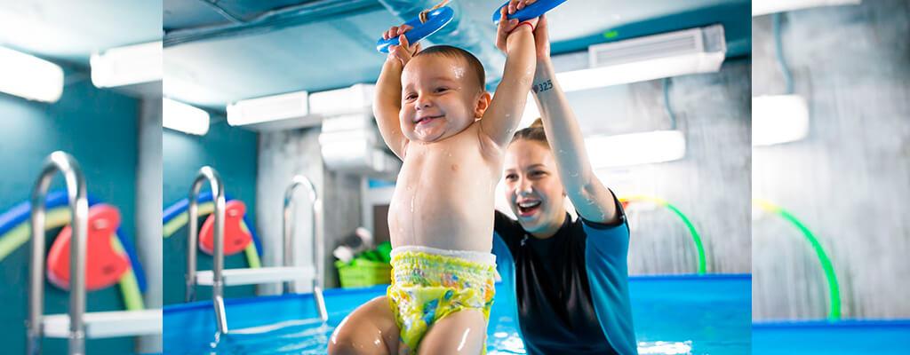 Грудничковые бассейны. Обеззараживание воды в бассейне для детей от 0 до 3 лет