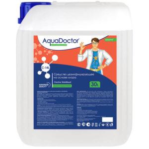Гипохлорит натрия AquaDoctor CL-14 30 л.