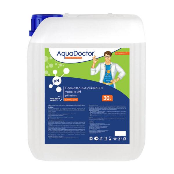 AquaDoctor pH Minus 20 л.